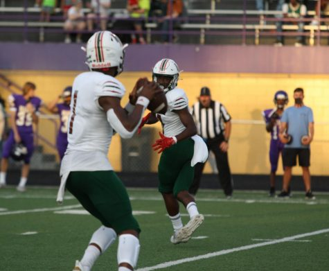 Lawrence North vs Marion (70-14): Photo Gallery
