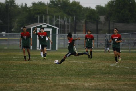 JV boys soccer wins 1-0 against Pike: Photo Gallery