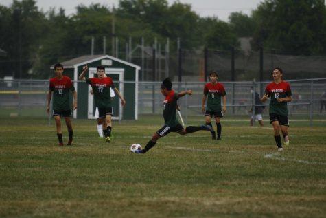 JV boys soccer wins 1-0 against Pike: Photo Gallery