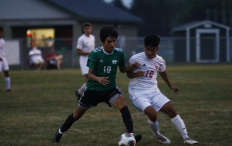 Senior Night, Varsity Boys Soccer vs. Pike: Photo Gallery