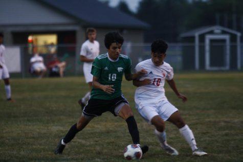 Senior Night, Varsity Boys Soccer vs. Pike: Photo Gallery