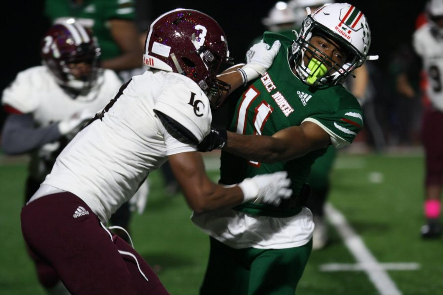 Sectionals: Lawrence North vs Lawrence Central (52-19): Photo Gallery