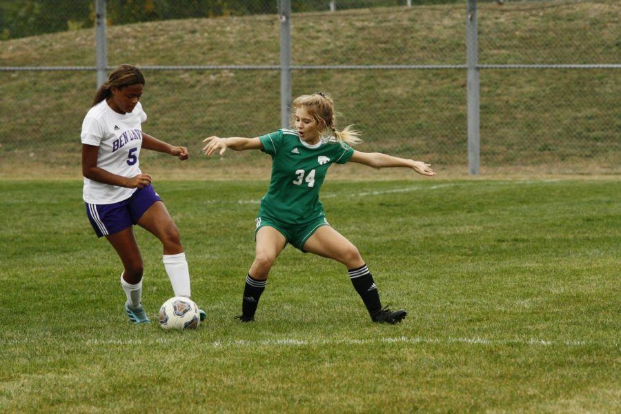 Varsity girls soccer vs. Ben Davis: Photo Gallery