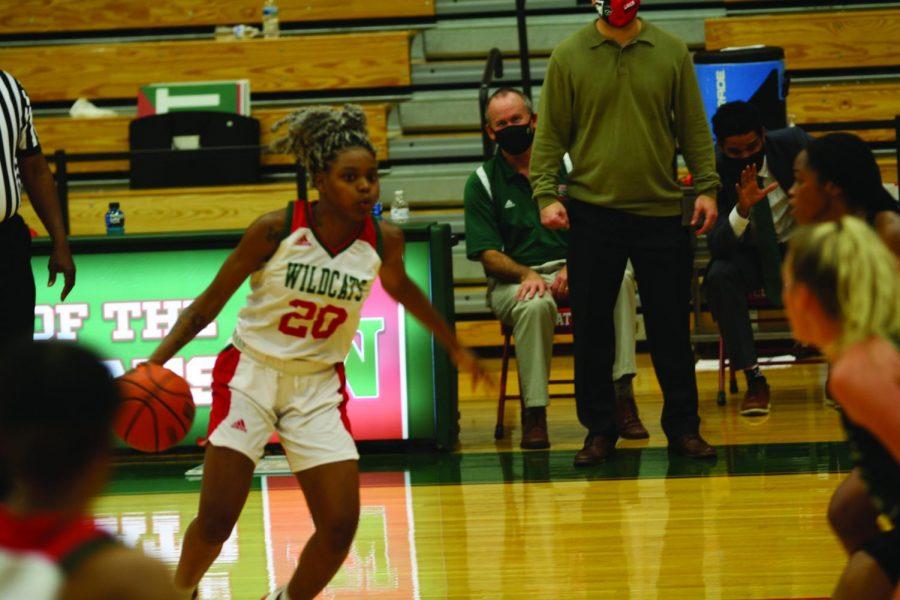 Girls basketball team rises up