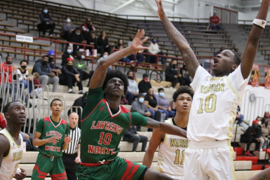 2021 Marion County Championship, Lawrence North vs Warren Central (59-56): Photo Gallery