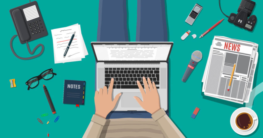 Struggling to choose an elective for next year? Try journalism