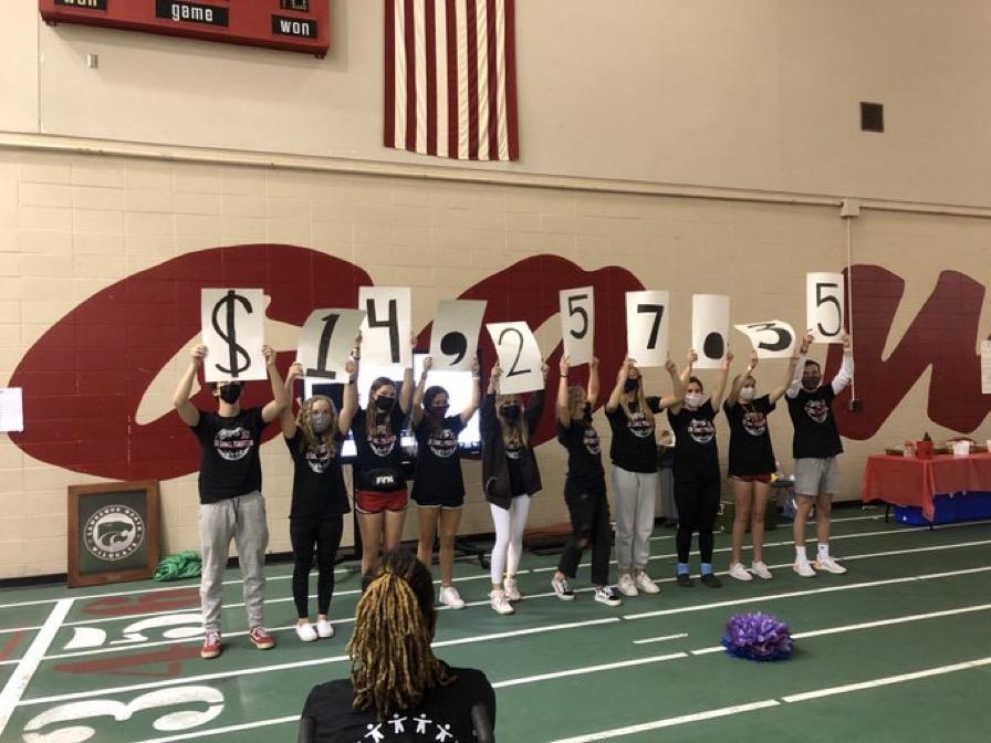 LN Dance Marathon hosts annual event to raise money for Riley Children's