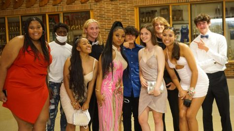 Photo Gallery: Homecoming 2021 Dance, Blast From the Past